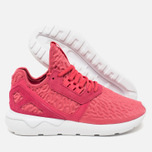 Женские кроссовки adidas Originals Tubular Runner Pink/White фото- 2