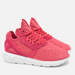 Женские кроссовки adidas Originals Tubular Runner Pink/White фото- 1