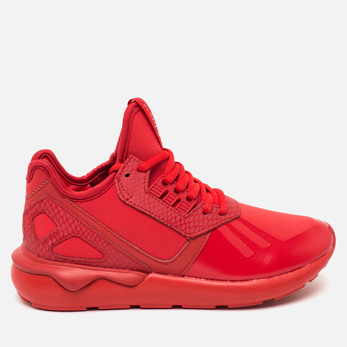 Женские кроссовки adidas Originals Tubular Runner Red