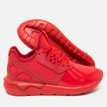 Женские кроссовки adidas Originals Tubular Runner Red фото- 2