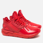Женские кроссовки adidas Originals Tubular Runner Red фото- 1