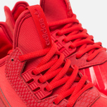 Женские кроссовки adidas Originals Tubular Runner Red фото- 5