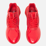 Женские кроссовки adidas Originals Tubular Runner Red фото- 4