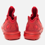 Женские кроссовки adidas Originals Tubular Runner Red фото- 3