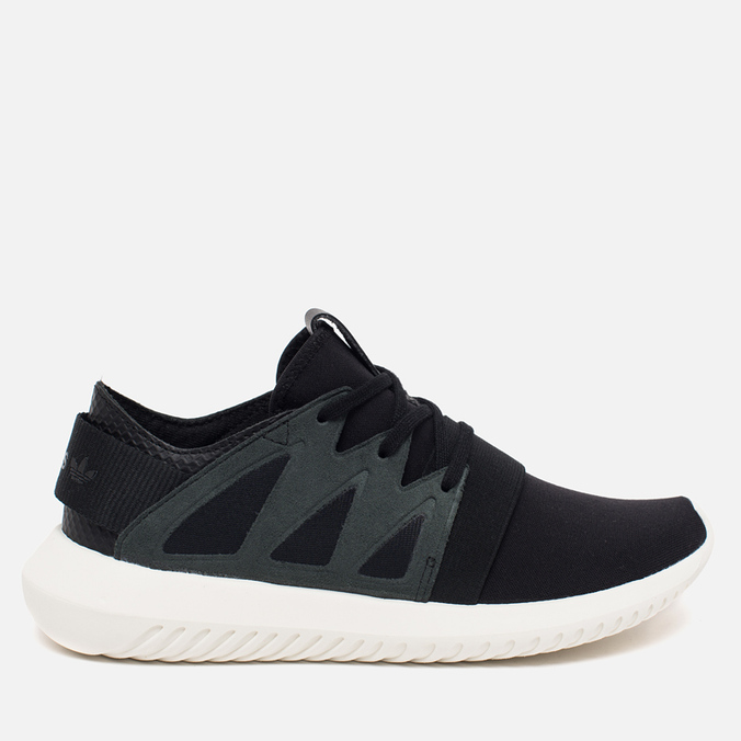Женские кроссовки adidas Originals Tubular Viral Geometric Pack Black/Off White