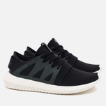 Женские кроссовки adidas Originals Tubular Viral Geometric Pack Black/Off White фото- 1
