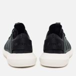 Женские кроссовки adidas Originals Tubular Viral Geometric Pack Black/Off White фото- 3