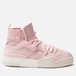 Женские кроссовки adidas Originals x Alexander Wang Bball Clear Pink/Clear Pink/Core White фото- 0