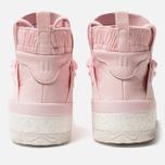 Женские кроссовки adidas Originals x Alexander Wang Bball Clear Pink/Clear Pink/Core White фото- 3