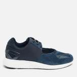 Женские кроссовки adidas Originals x HYKE AOH-007 Night Navy фото- 0