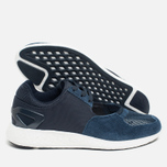 Женские кроссовки adidas Originals x HYKE AOH-007 Night Navy фото- 2