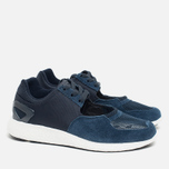 Женские кроссовки adidas Originals x HYKE AOH-007 Night Navy фото- 1