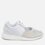 Женские кроссовки adidas Originals x HYKE AOH-007 White фото- 0