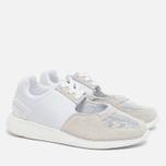 Женские кроссовки adidas Originals x HYKE AOH-007 White фото- 1