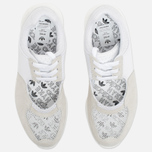 Женские кроссовки adidas Originals x HYKE AOH-007 White фото- 4