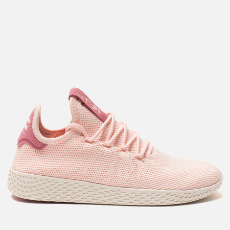 Женские кроссовки adidas Originals x Pharrell Williams Tennis Hu Icey Pink/Icey Pink/Chalk White