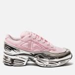 Женские кроссовки adidas Originals x Raf Simons Ozweego Clear Pink/Silver Metallic/Silver Metallic фото- 0