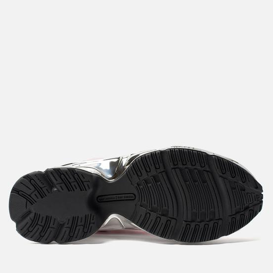 Женские кроссовки adidas Originals x Raf Simons Ozweego Clear Pink/Silver Metallic/Silver Metallic