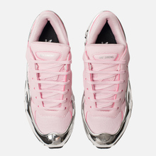Женские кроссовки adidas Originals x Raf Simons Ozweego Clear Pink/Silver Metallic/Silver Metallic фото- 5
