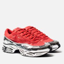 Женские кроссовки adidas Originals x Raf Simons Ozweego Red/Silver Metallic/Silver Metallic фото- 0
