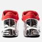 Женские кроссовки adidas Originals x Raf Simons Ozweego Red/Silver Metallic/Silver Metallic фото - 2