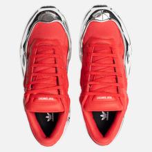 Женские кроссовки adidas Originals x Raf Simons Ozweego Red/Silver Metallic/Silver Metallic фото- 1