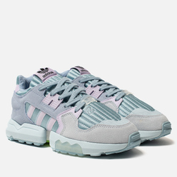 Женские кроссовки adidas Originals ZX Torsion Ash Grey/Purple Tint/Sky Tint