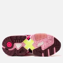 Женские кроссовки adidas Originals ZX Torsion Maroon/Shock Pink/True Pink фото- 4