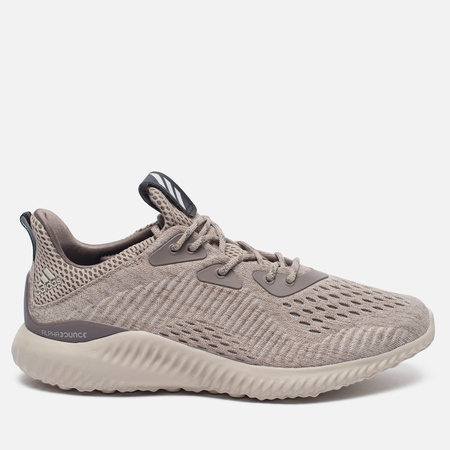 adidas Performance Женские кроссовки Alphabounce EM Tech Earth/Clear Brown/Crystal White