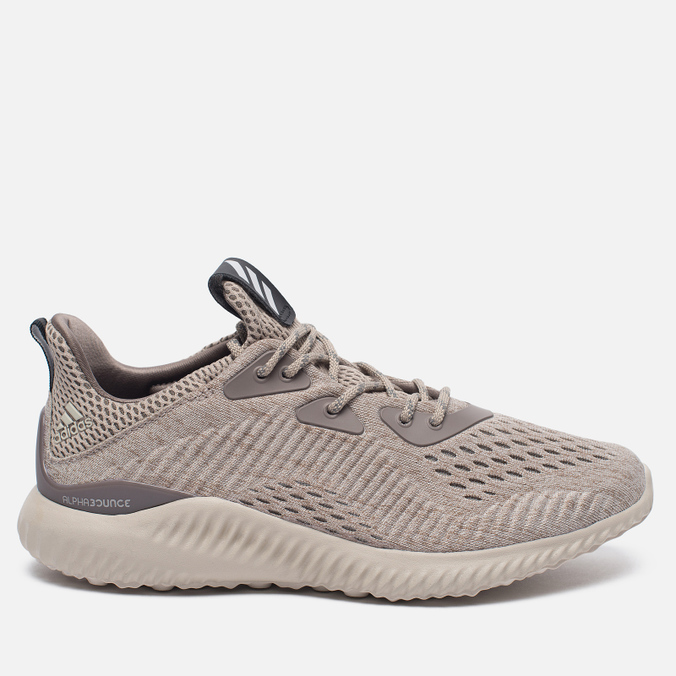 Женские кроссовки adidas Performance Alphabounce EM Tech Earth/Clear Brown/Crystal White