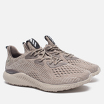 Женские кроссовки adidas Performance Alphabounce EM Tech Earth/Clear Brown/Crystal White фото- 1