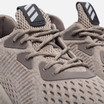 Женские кроссовки adidas Performance Alphabounce EM Tech Earth/Clear Brown/Crystal White фото- 5