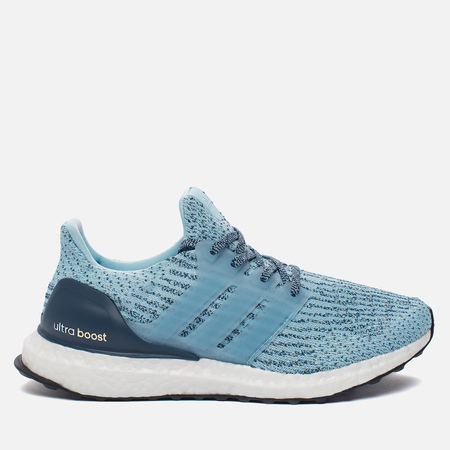 Женские кроссовки adidas Performance Ultra Boost Icey Blue/Blue Night
