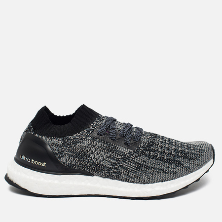 Женские кроссовки adidas Performance Ultra Boost Uncaged Core Black/Solid Grey/Gold Met