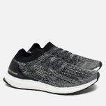 Женские кроссовки adidas Performance Ultra Boost Uncaged Core Black/Solid Grey/Gold Met фото- 1