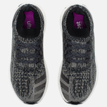 Женские кроссовки adidas Performance Ultra Boost Uncaged Core Black/Solid Grey/Gold Met фото- 4