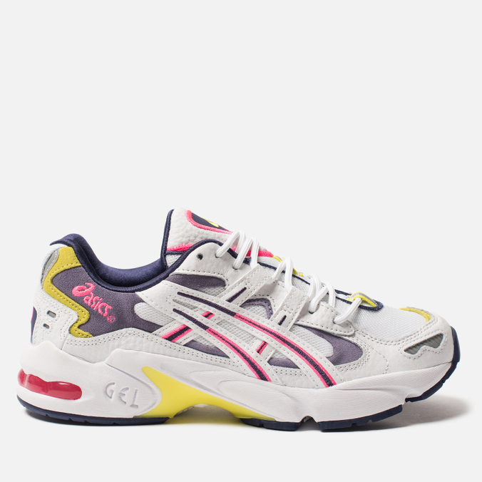 Женские кроссовки ASICS Gel-Kayano 5 OG White/Purple Matte