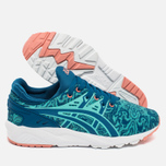 Женские кроссовки ASICS Gel-Kayano Trainer Evo King Fisher/Sea Port фото- 1