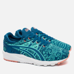 Женские кроссовки ASICS Gel-Kayano Trainer Evo King Fisher/Sea Port фото- 2