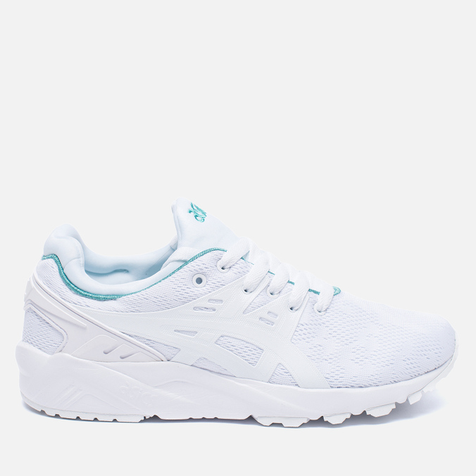 Женские кроссовки ASICS Gel-Kayano Trainer Evo White/White