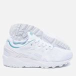 Женские кроссовки ASICS Gel-Kayano Trainer Evo White/White фото- 2