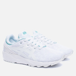 Женские кроссовки ASICS Gel-Kayano Trainer Evo White/White фото- 1