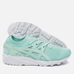 Женские кроссовки ASICS Gel-Kayano Trainer Knit Dusk Pack Bay/Bay фото- 1