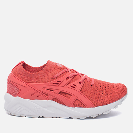 Женские кроссовки ASICS Gel-Kayano Trainer Knit Dusk Pack Peach/Peach