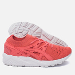 Женские кроссовки ASICS Gel-Kayano Trainer Knit Dusk Pack Peach/Peach фото- 1