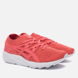 Женские кроссовки ASICS Gel-Kayano Trainer Knit Dusk Pack Peach/Peach фото- 2