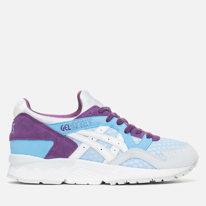 Женские кроссовки ASICS Gel-Lyte V Rugged Winter Pack Light Blue/White