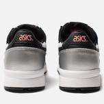 Женские кроссовки ASICS Gel-Lyte Black/Black/Metallic Silver фото- 3