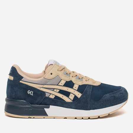 Женские кроссовки ASICS Gel-Lyte Dark Blue/Marzipan