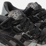 Женские кроссовки ASICS Gel-Lyte Dark Grey/Black фото- 6